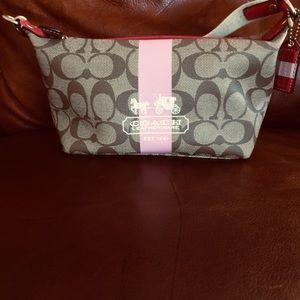 Authentic COACH Patent Leather Mini Bag